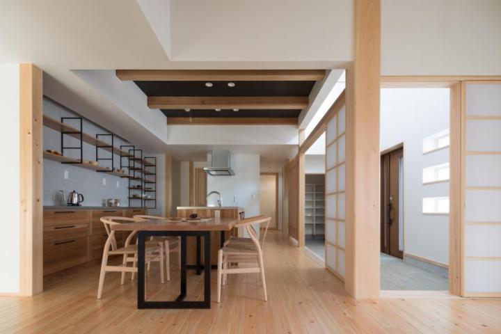砺波市中神・新展示場キノス[木の巣]で、新しい富山型住まいの提案