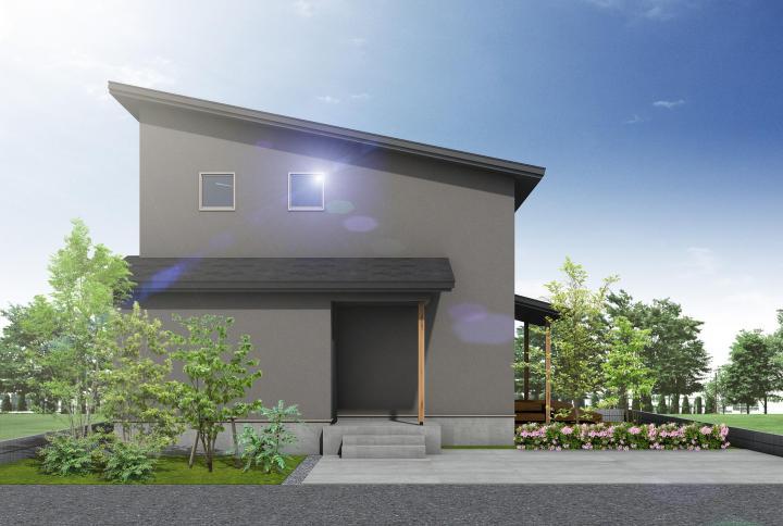 【予告】富山市下飯野にモデルハウスオープン