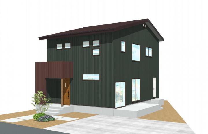 【富山市山室】むらなく心地よい涼しさに包まれる家