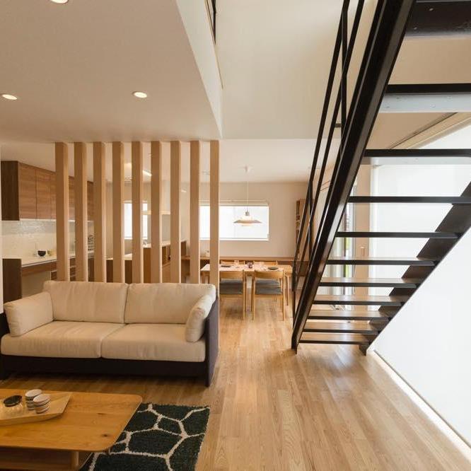 発想を広げる家